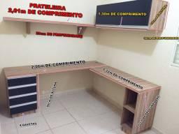 Vendo Escritório Planejado Completo