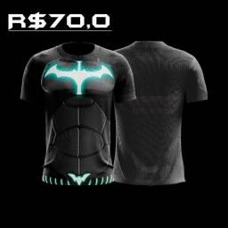 Camisetas de Super Heróis Artesanais