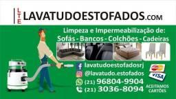 Título do anúncio: Limpeza/Higienização de Sofá, Colchão, Cadeira Etc...
