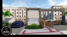 WR Lindo apartamento no Portal da Enseada em Olinda com entrada a partir de 199,00!