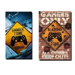 Quadros Decorativos Gamer