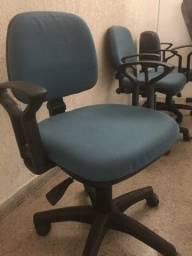 Cadeiras giratória para escritorio