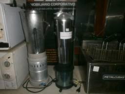 Título do anúncio: liquidificador - triturador industrial  - bem usado - 6 litros