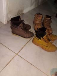 Título do anúncio: botas infantil