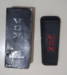 Pedal Vox V845 Wha Wha
