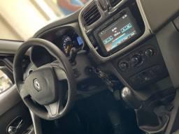Título do anúncio: PRONTO PARA O UBER Renault Logan Expression 1.0 - 2016 com GNV <br>R$ 37.900