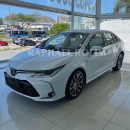 Título do anúncio: Corolla Premium Hybrid 2022 OKM - BLINDADO - Vidros 10 anos de garantia