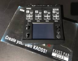 Processador de efeitos - Korg Kaoss Pad Quad