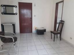 Apartamento com 1 dormitório à venda, 47 m² por R$ 185.000,00 - Caiçara - Praia Grande/SP