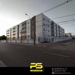 Título do anúncio: Apartamento com 2 dormitórios à partir de, 54 m² por R$ 189.088 - Água Fria - João Pessoa/