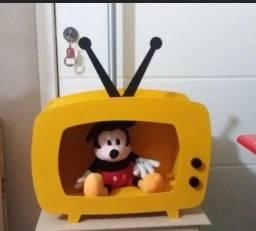 TV para decoração