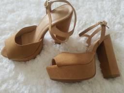 Sapato oneself novo