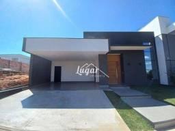 Título do anúncio: Casa com 3 dormitórios à venda, 176 m² por R$ 1.280.000,00 - Parque das Esmeraldas II - Ma