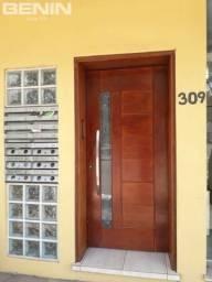 Apartamento à venda com 1 dormitórios em Niterói, Canoas cod:16047