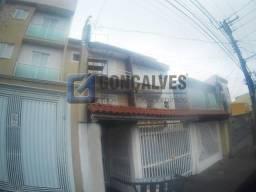 Apartamento à venda com 2 dormitórios em Vila helena, Santo andre cod:1030-1-137165
