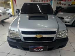 Chevrolet S10 2.4 mpfi advantage 4x2 cs 8v flex 2p manual