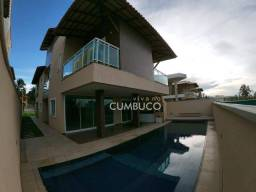 Sobrado com 5 dormitórios à venda, 250 m² por R$ 1.550.000,00 - Cumbuco - Caucaia/CE