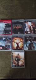 Título do anúncio: Jogos do PS3