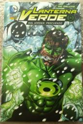Título do anúncio: HQ - Lanterna Verde Hal Jordan: Procurado