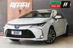 Título do anúncio: Toyota Corolla Altis Premium Hybrido 2022 Zero KM