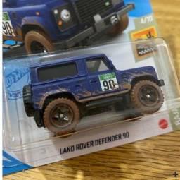 Hot Wheels - Land Rover Defender 90 - GTC26