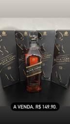 Whisky Black Label 12 anos, 1 Litro