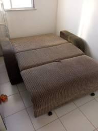 Sofá cama em perfeito Estado em até 12x nos cartões