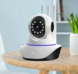 Camera Robo 3 Antenas Ip Wifi 360º1080p
