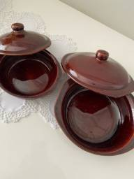 Enfeites de porcelana
