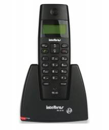 Telefone com base intelbras