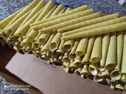 Título do anúncio: Vendo Cone Hindu 10 und. 100% cera de abelha pura Promoção