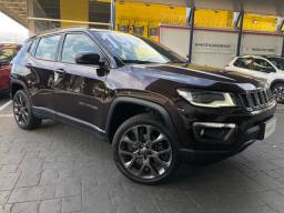 JEEP LIMITED SÉRIE S TOP ÚNICA DONA