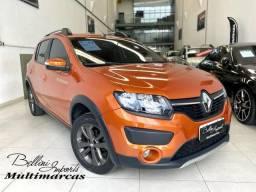 Título do anúncio: Renault Sandero Stepway  1.6 8V (Flex) FLEX MANUAL