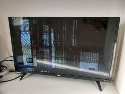Smart tv 32 polegadas Aoc para retirada de peças.