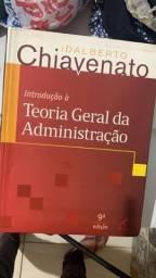 Chiavenato Teoria Geral da Administração