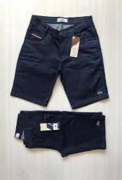 Bermudas jeans masculina da Tommy Imperdível