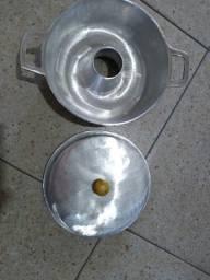 forma  de assar  no fogão