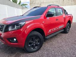 Nissan Frontier Attack Diesel 4x4 Aut JÁ FINANCIADO