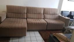 Sofá de alto padrao 6 lugares
