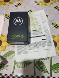 Vendi Moto G9 Play Na Garantia Com Nota Completo
