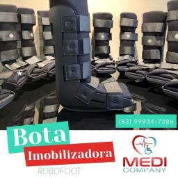 Aluguel de bota imobilizadora robofoot
