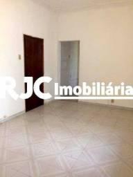 Apartamento à venda com 2 dormitórios em Estácio, Rio de janeiro cod:MBAP25469