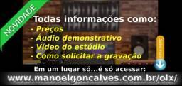 Gravação de propaganda volante produzida R$15 locutor profissional