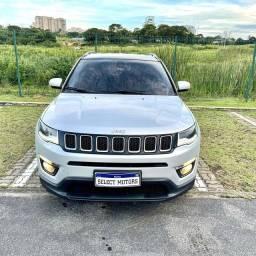 Jeep Compass 2.0 Longitude Automático  - 2017