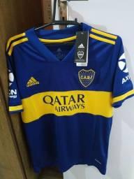 Camisa Boca juniors a pronta entrega !!