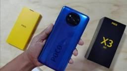 Smartphone Xiaomi Poco X3 Pro 6GB Ram e 128GB Rom - Versão Global - Novo e Lacrado