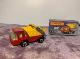 Carrinho matchbox modelo super fast 1975
