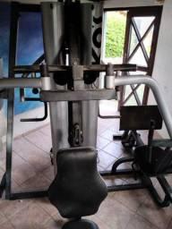 Estação de musculação multifuncional KIKOS