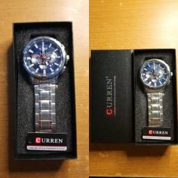 Relógios curren super promoção saiba mais na descrição