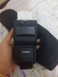 Título do anúncio: flash canon speedlite 430ex iii-rt